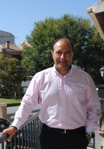 Nazario Montes_Alcalde de Otura