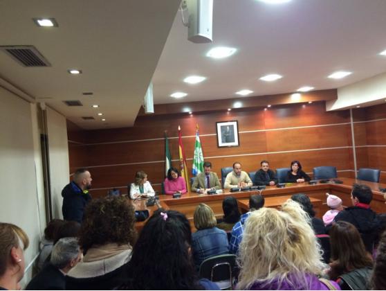 Reunión Ayuntamiento Empleo